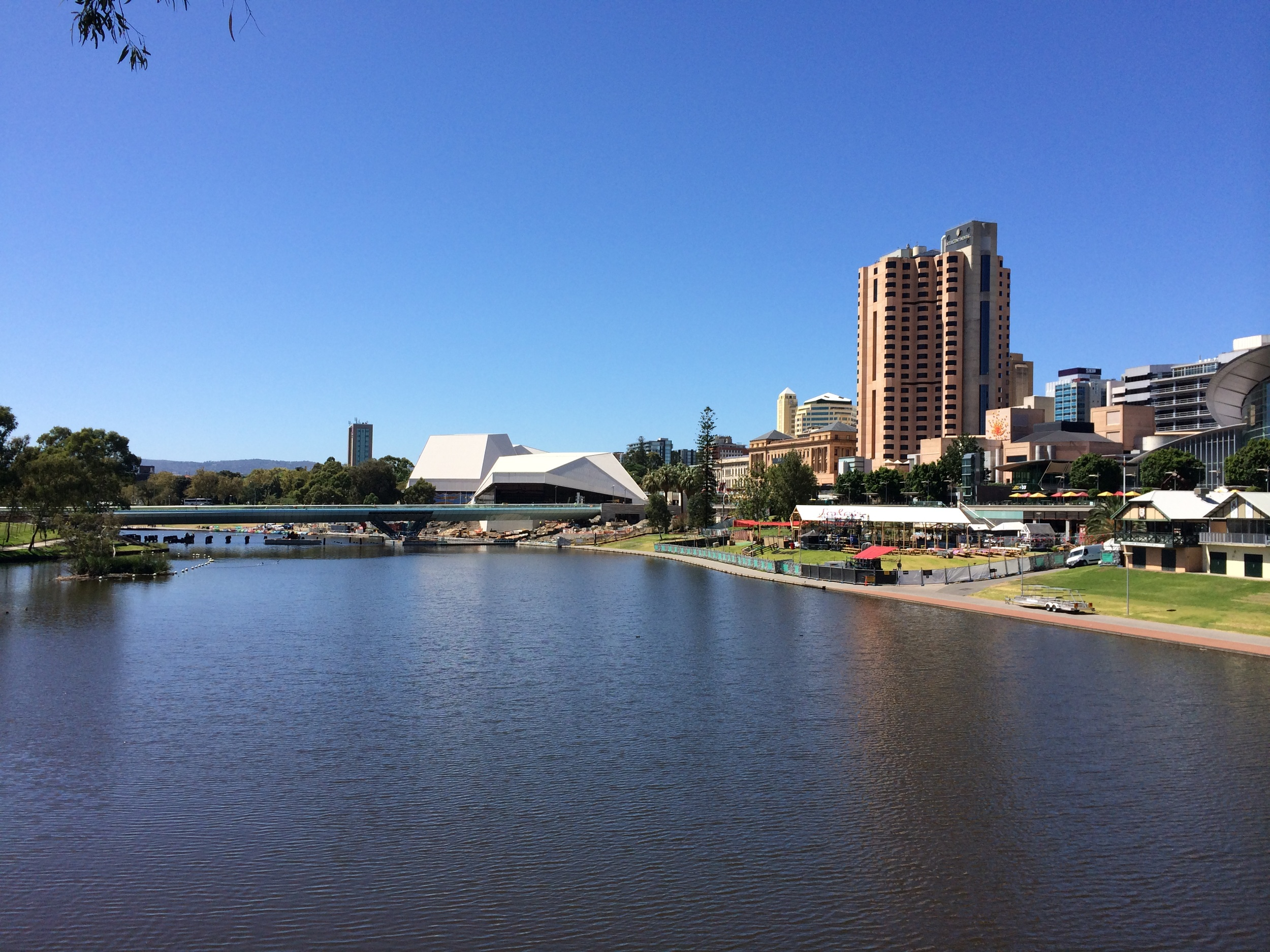 Looking good Radelaide.