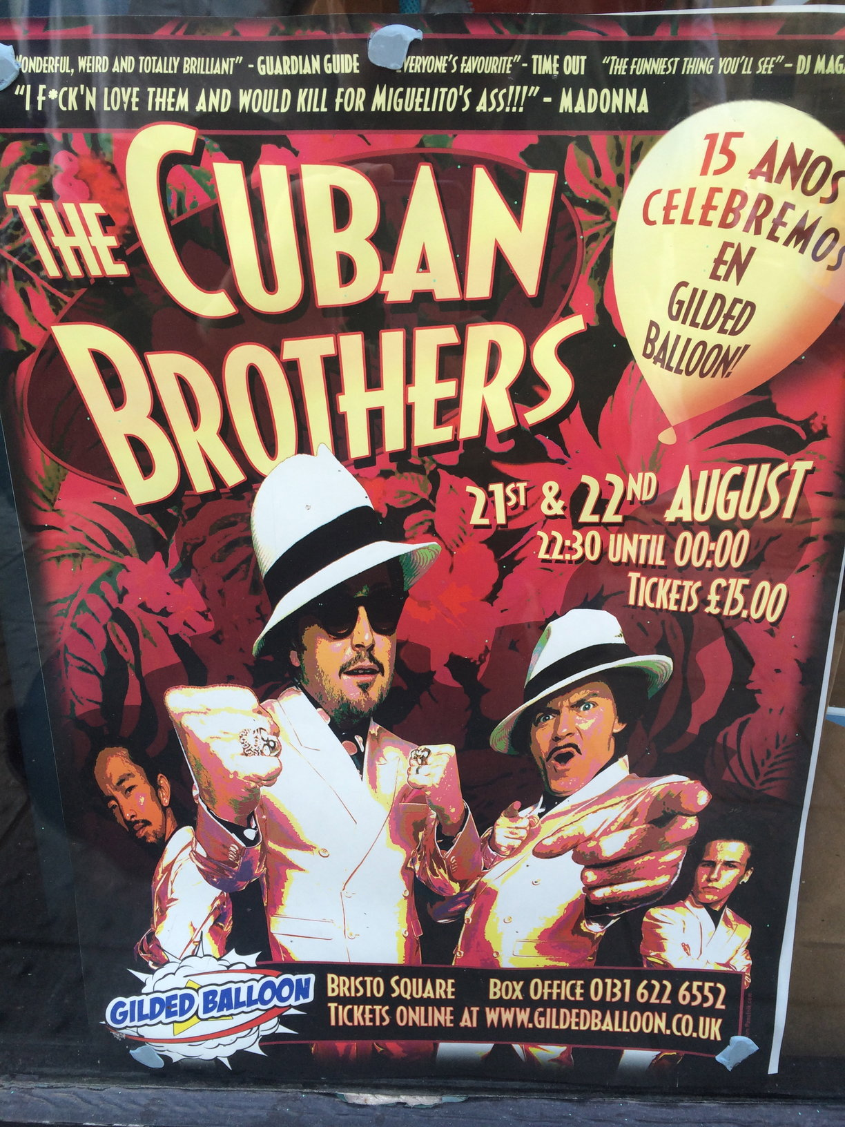The Cuban Brothers!