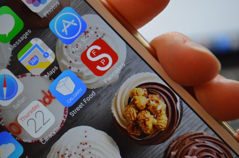 Stampede breakfast app
