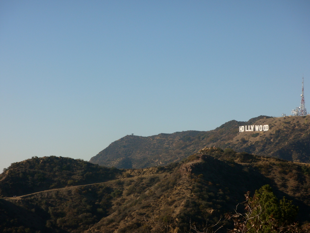 Hollywood, I see you!