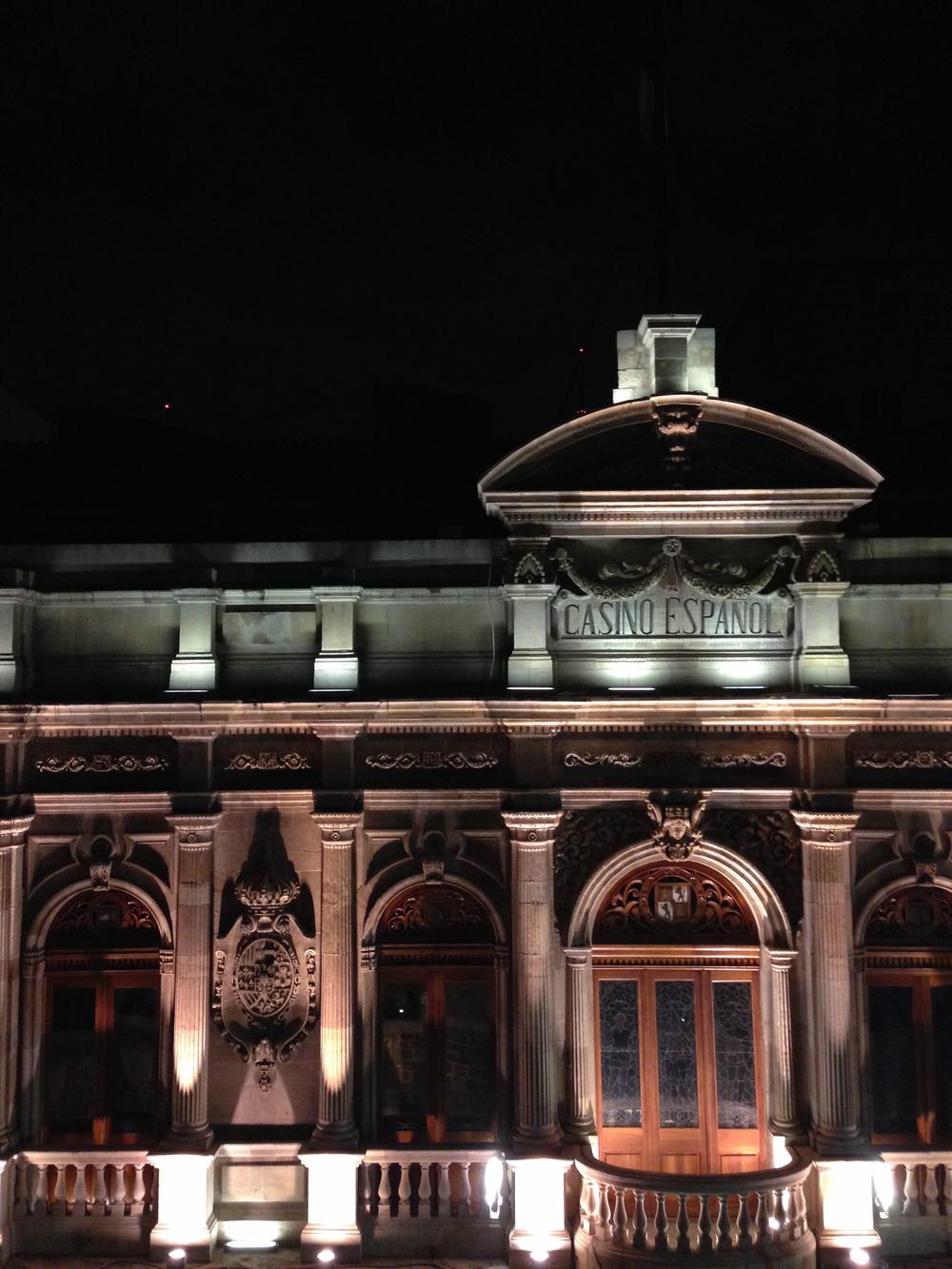 Casino & Library