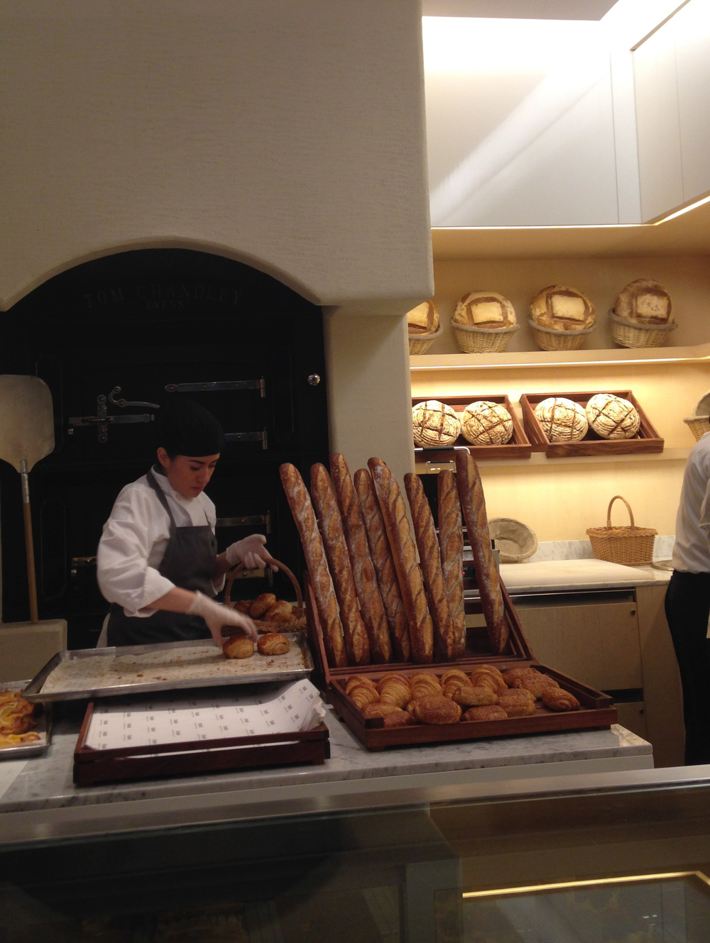 Little Parisian bakery in Mexico