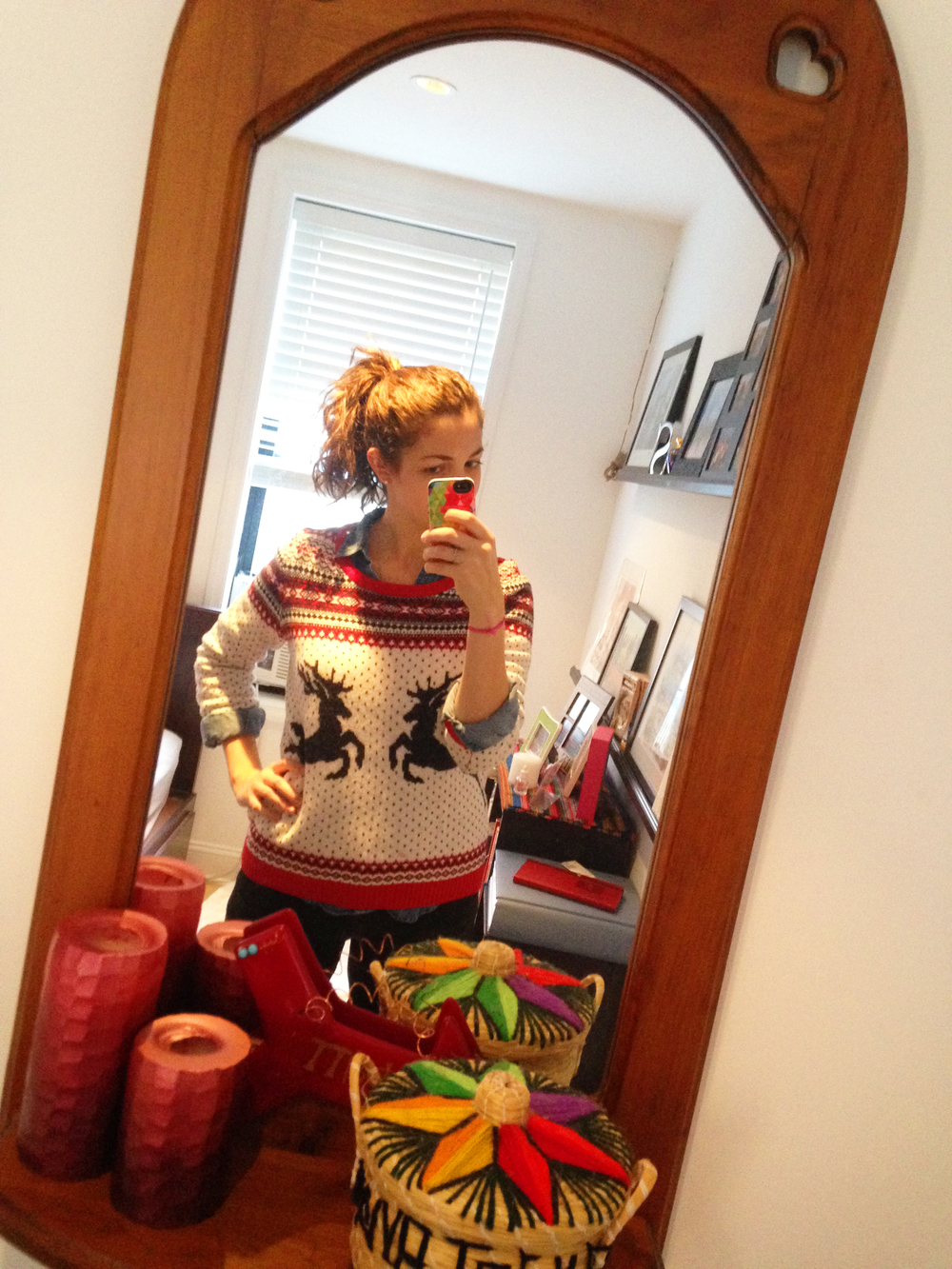 H&M Holiday Sweater