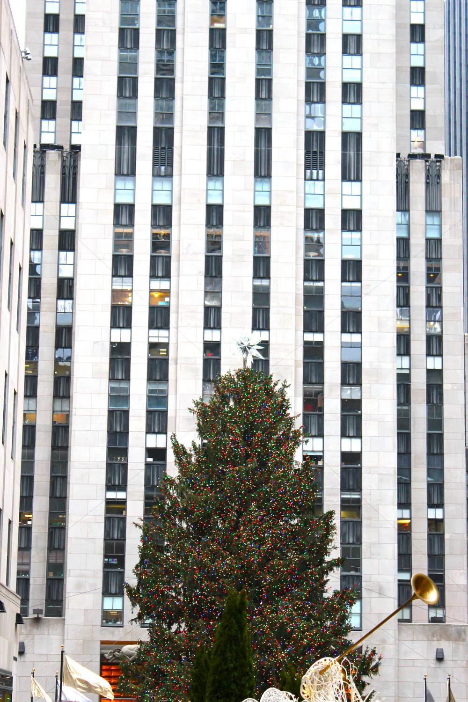 Tree at Rockefeller