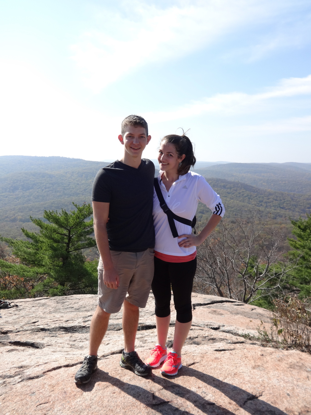 hiking bear mountain