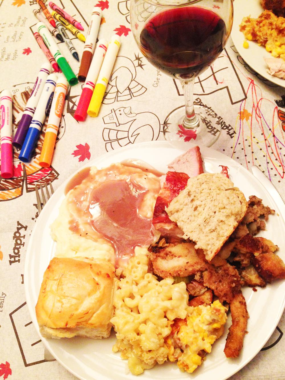 Food closeup