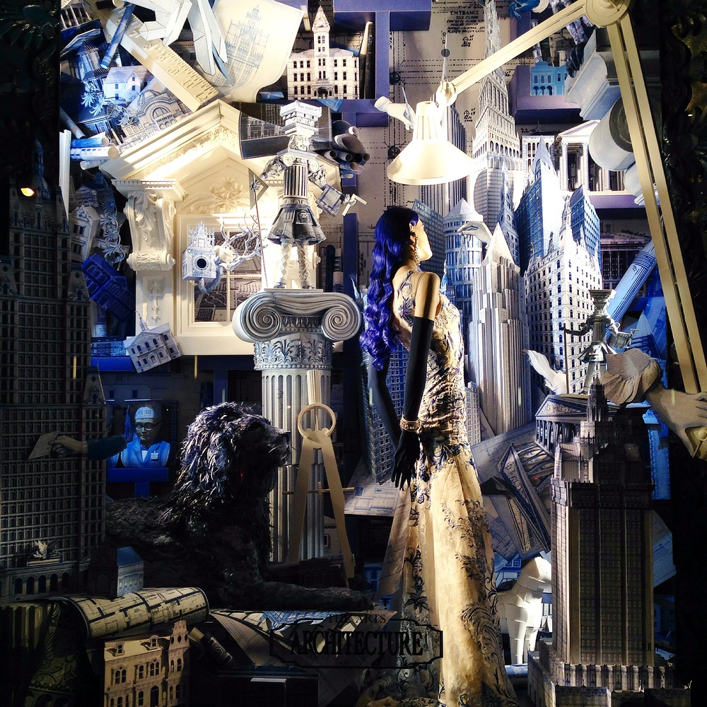 Windows at Bergdorfs