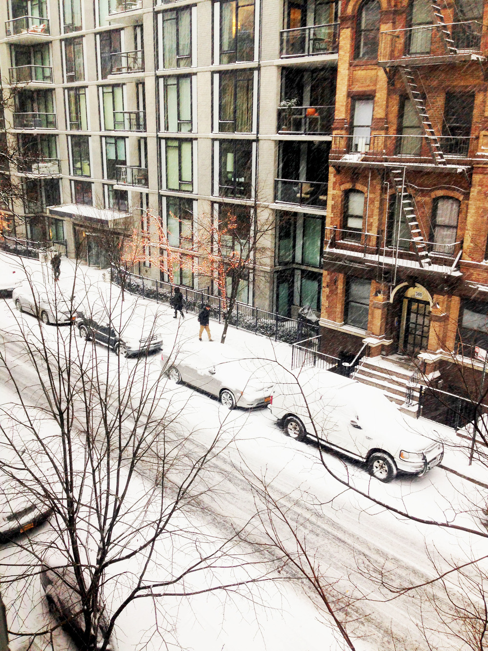 snowy 53rd st