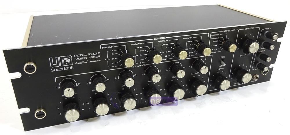 Soundcraft Urei Mixer