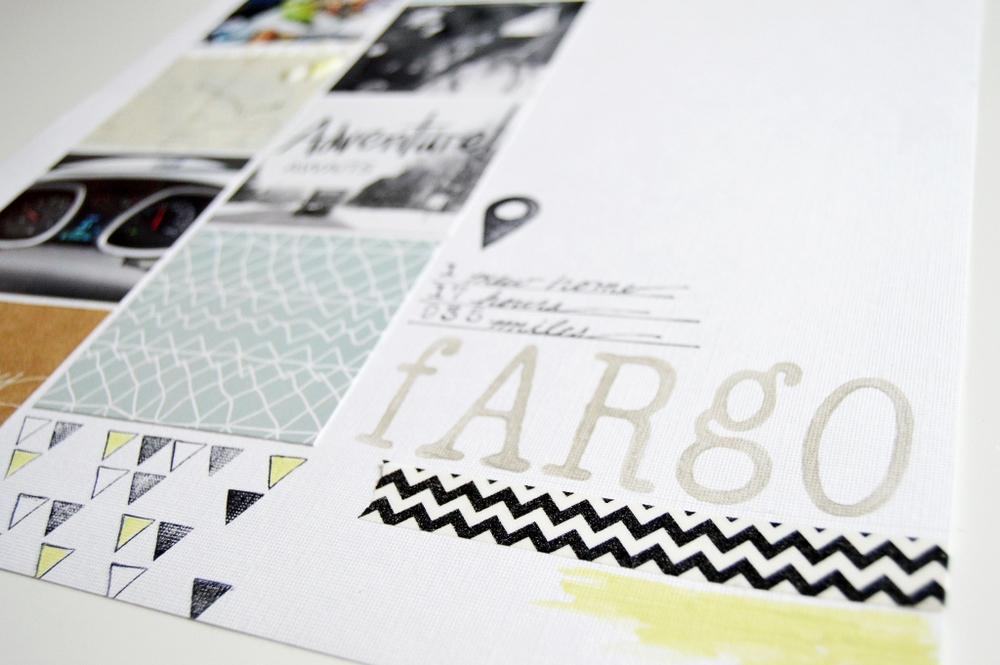 scrapbook letter stamp