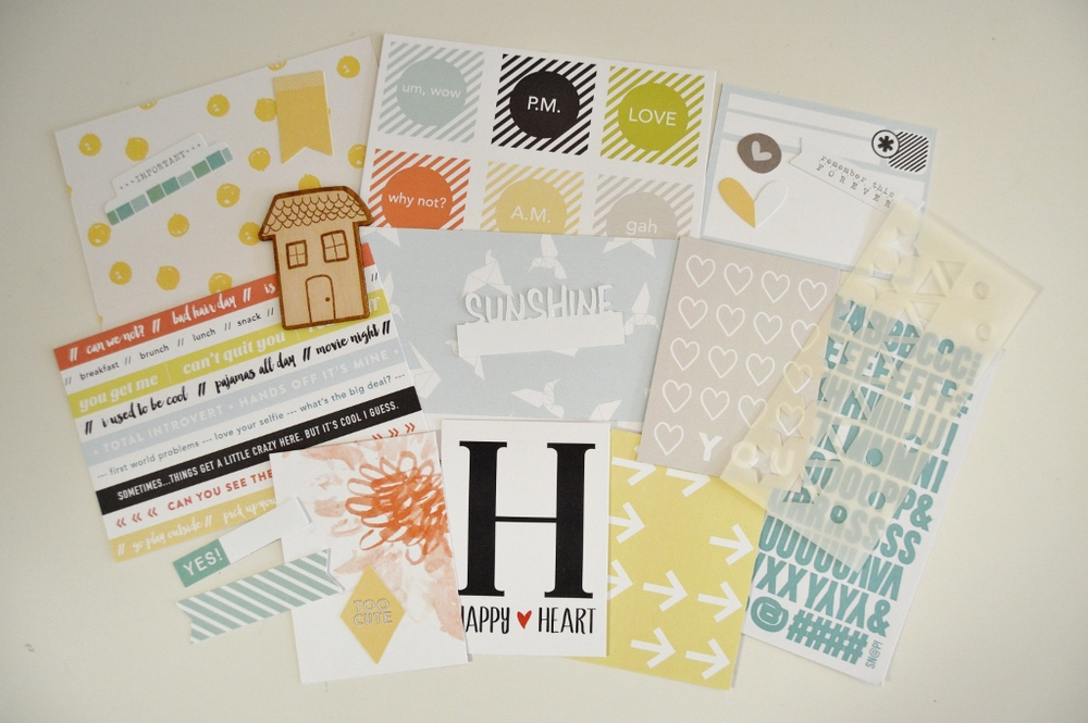 This Life Noted Scraptastic Kit | May