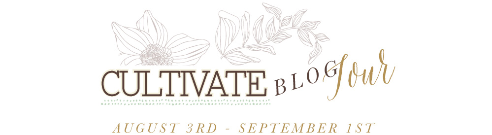 cultivate fabric blog tour