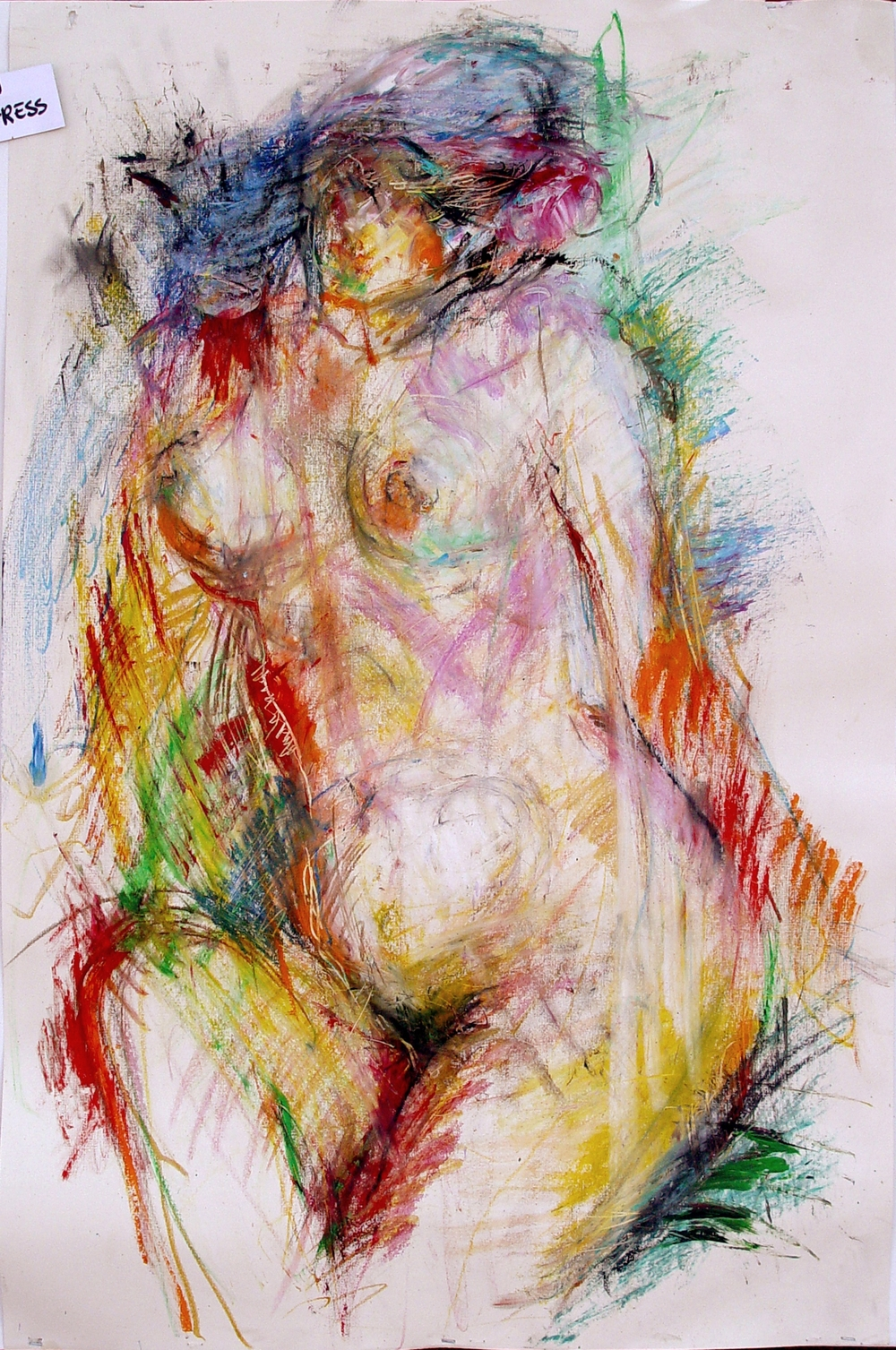 Nude on Paper