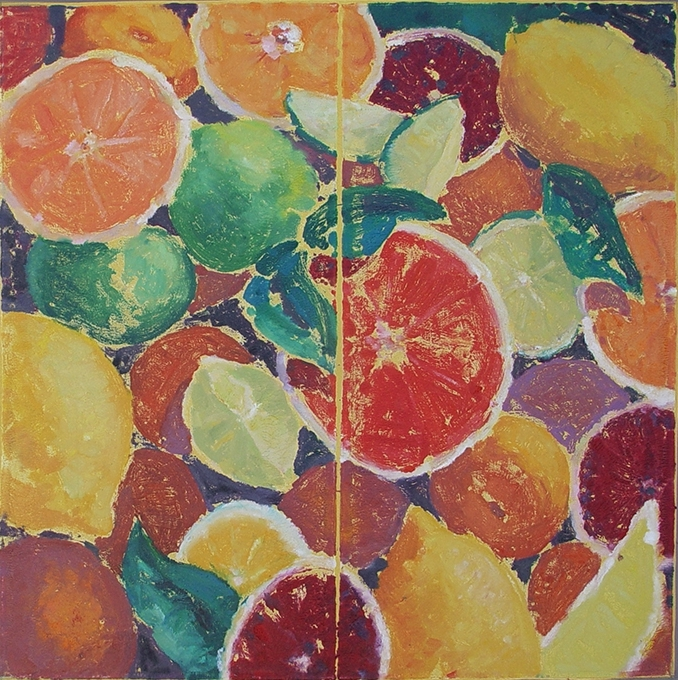 """Citrus 48x48"""""""