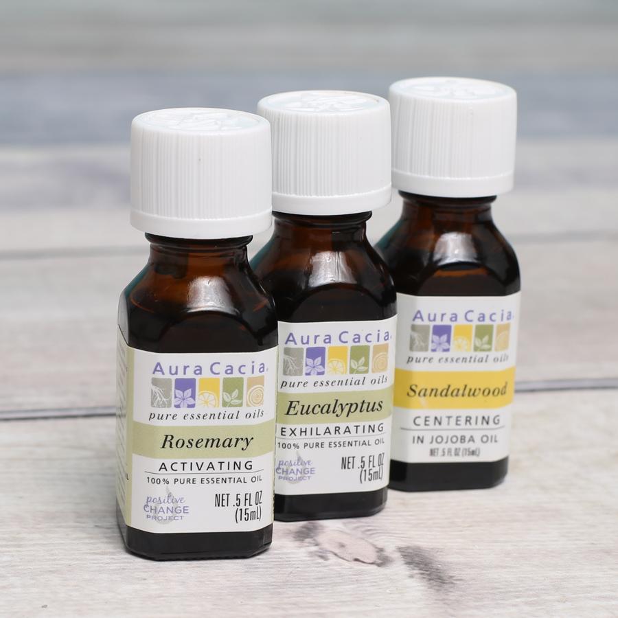 essential oil spray rosemary