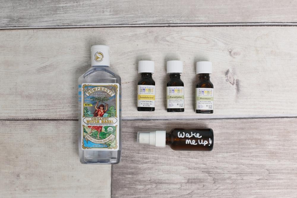 diy essential oil spray