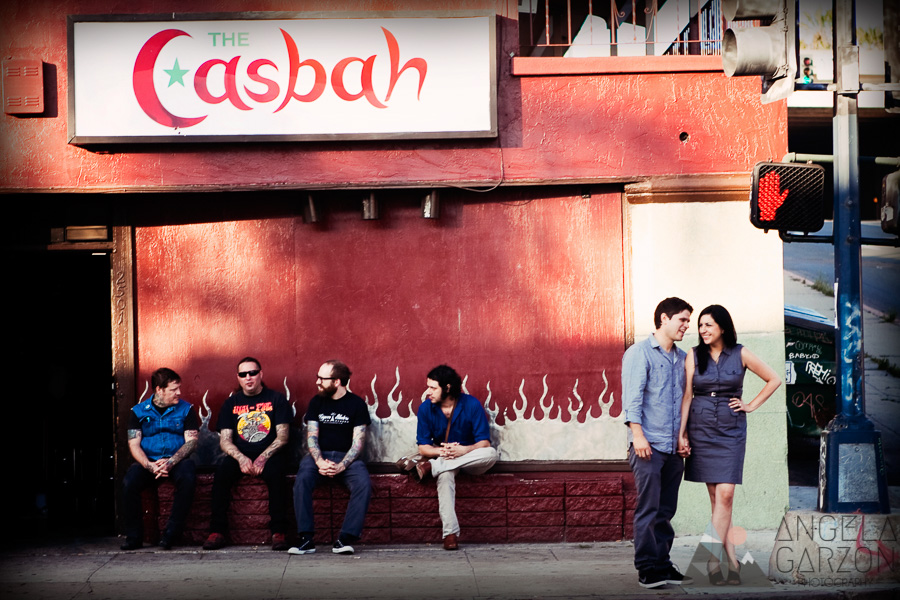 The Casbah is one of the coolest music venues in all of Southern California!