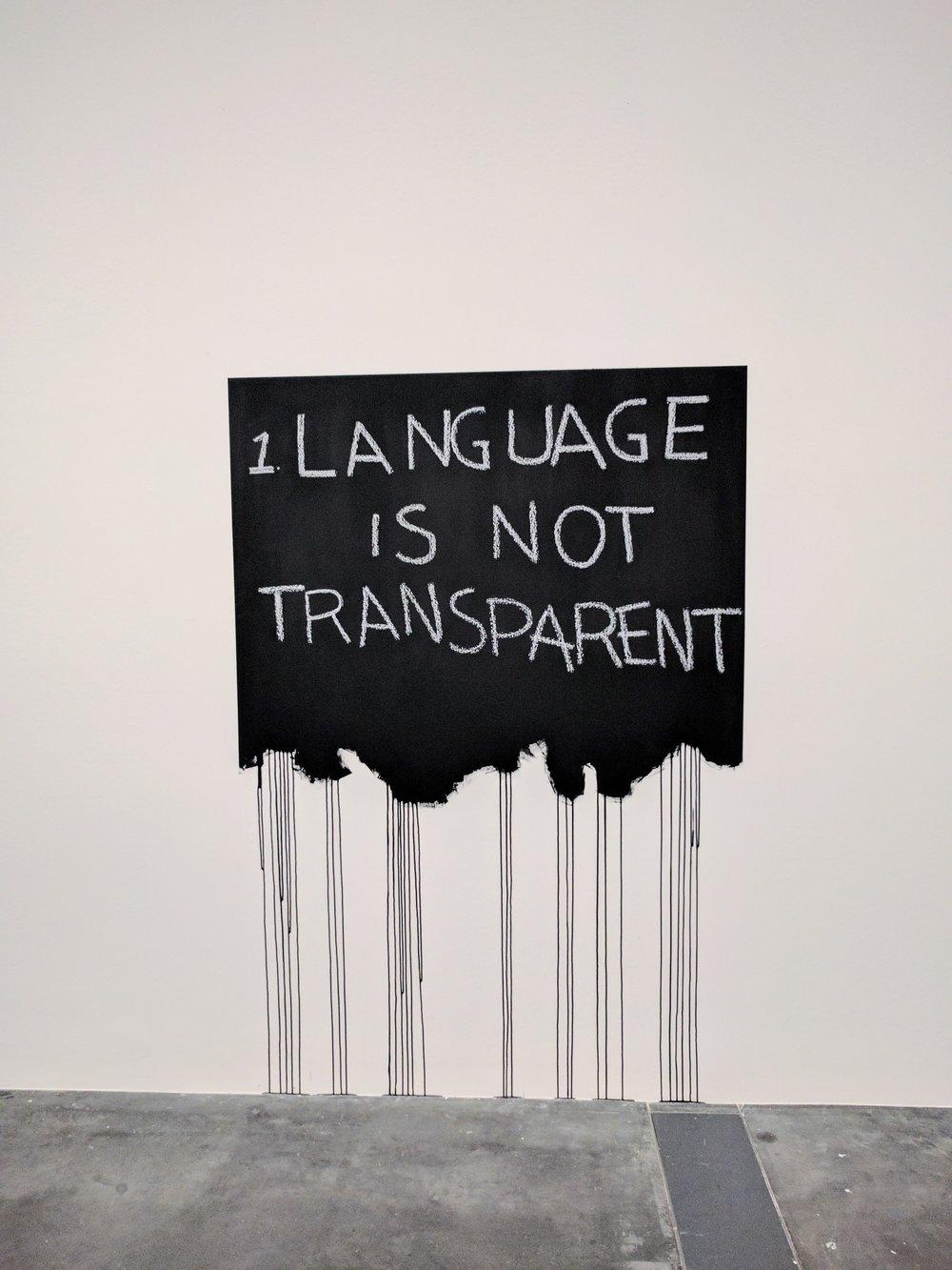 language-is-not-transparent