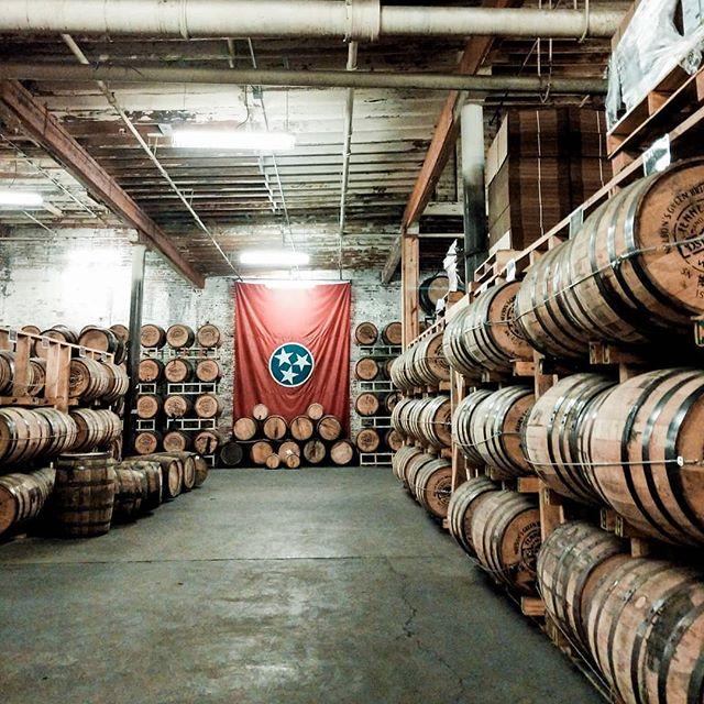 The story behind this distillery was wild! Originally started in the 1800s it was one of the most successful in TN until prohibition when it went out of business, then two brothers stumbled upon this bit of family history and we're able to reopen it just a few years ago.