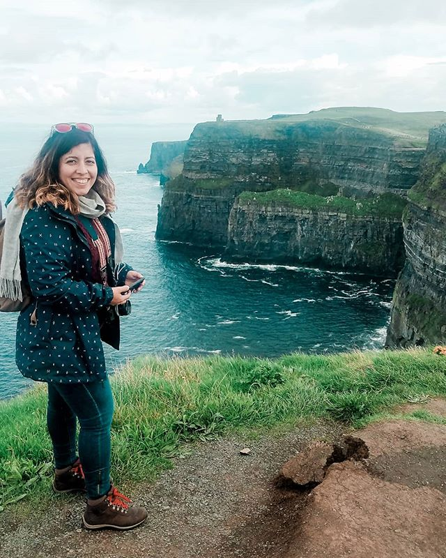 Take me back! #cliffsofmoher