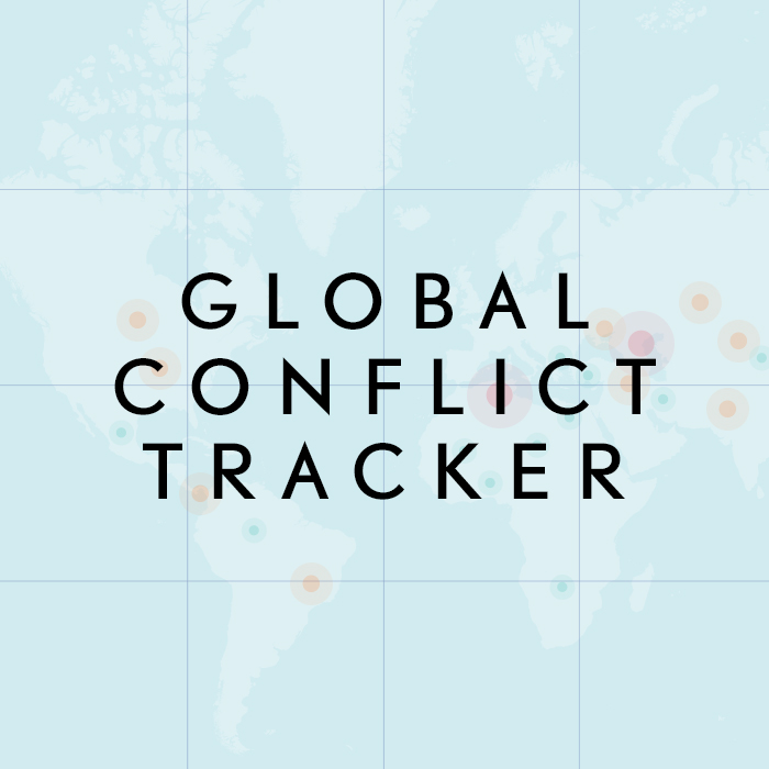 GLOBAL CONFLICT TRACKER