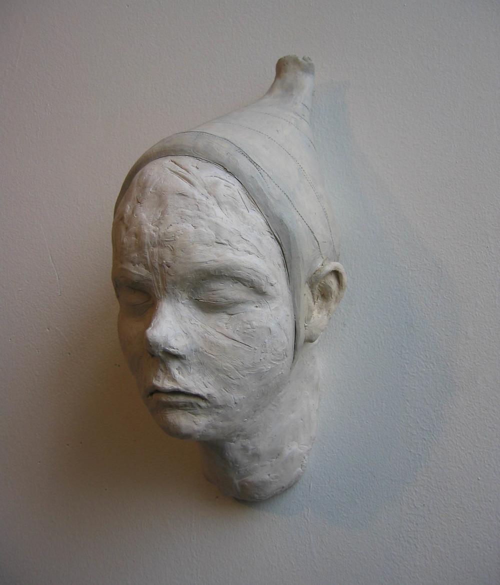 Pawn , 11 x 6 x 5 inches, Ceramic - 2006