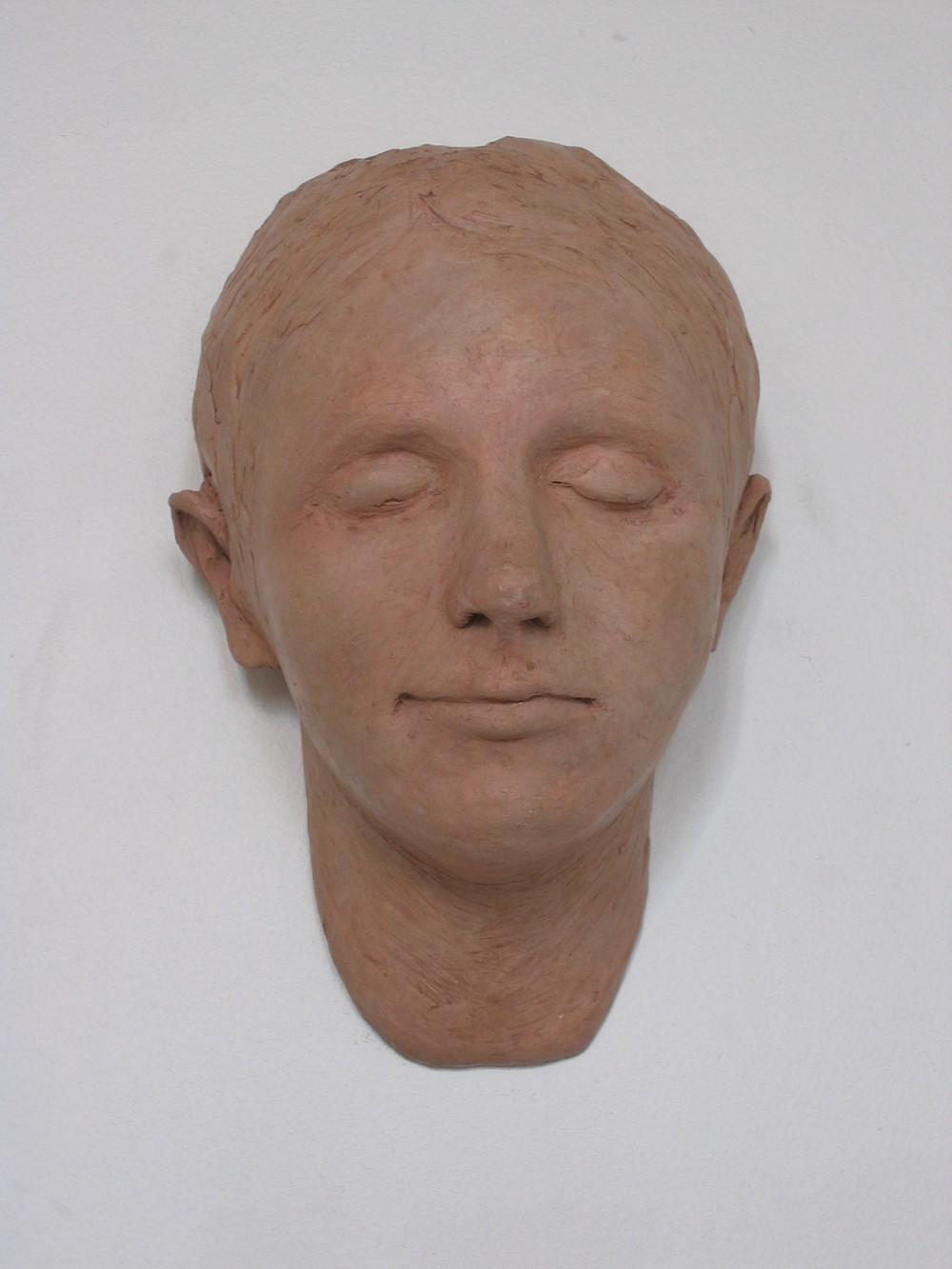 Mary , 9 x 6 x 5 inches, Ceramic - 2006