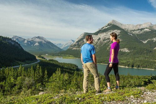 hiking-canmore-spray-lakes