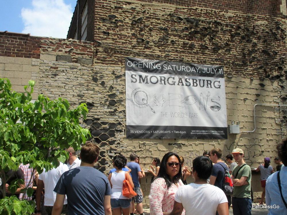 Smorgasburg Queens_ Banner