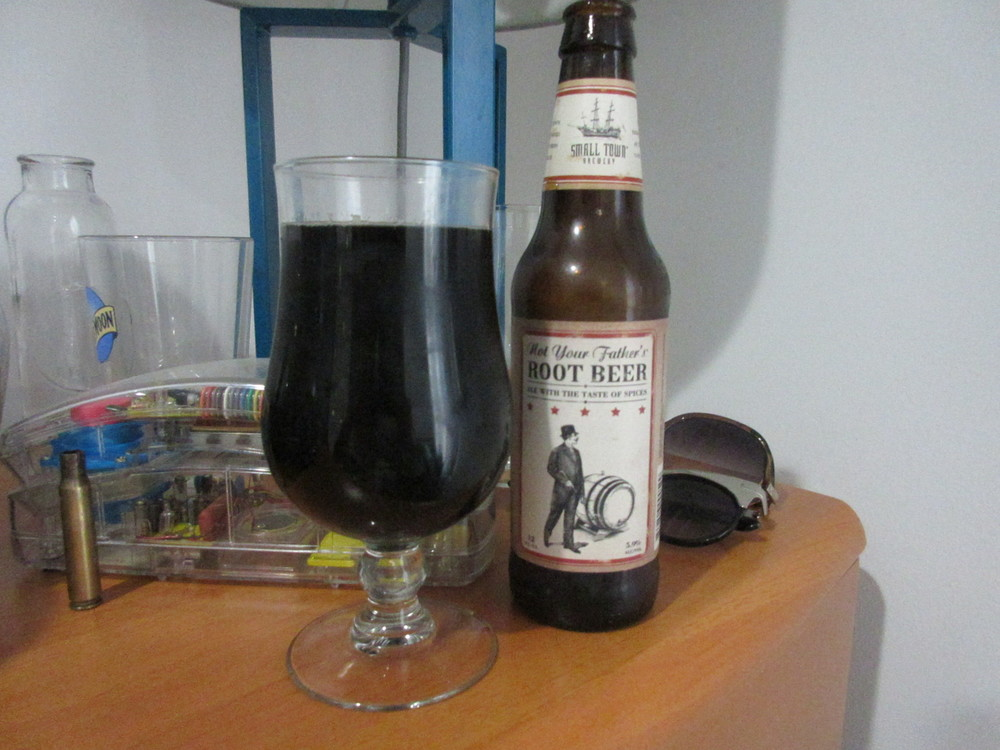 Small Town Brewery: Not Your Father's Root Beer