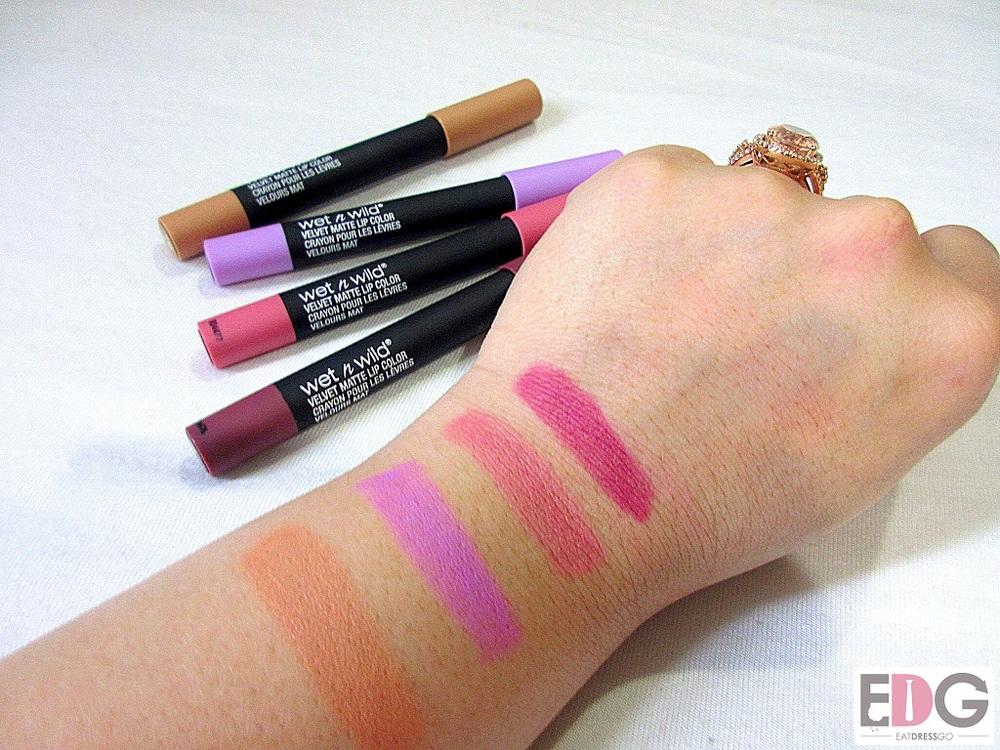 Wet N Wild Velvet Matte Lip Color 2.JPG
