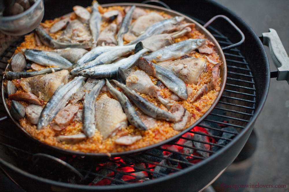 paella is a beautiful thing