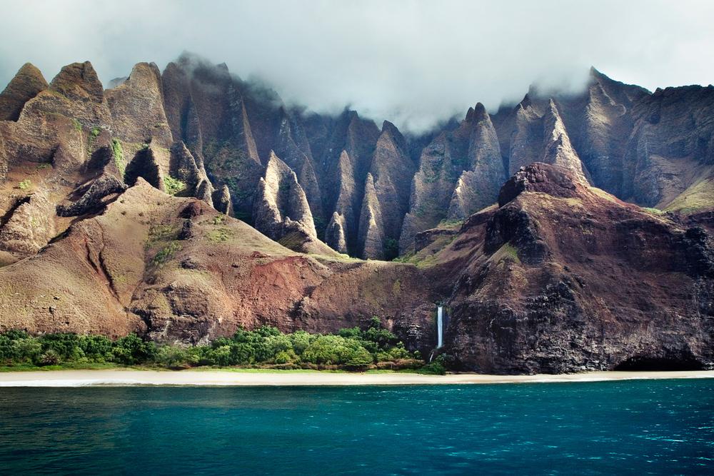 Napali Coast, Kauai, HI