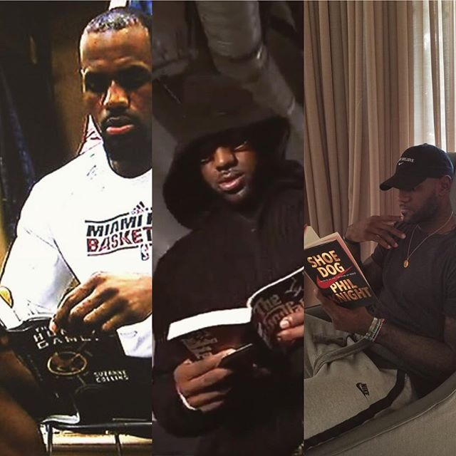 We agree with you #hightowerchase and from the looks of it @kingjames does as well #books