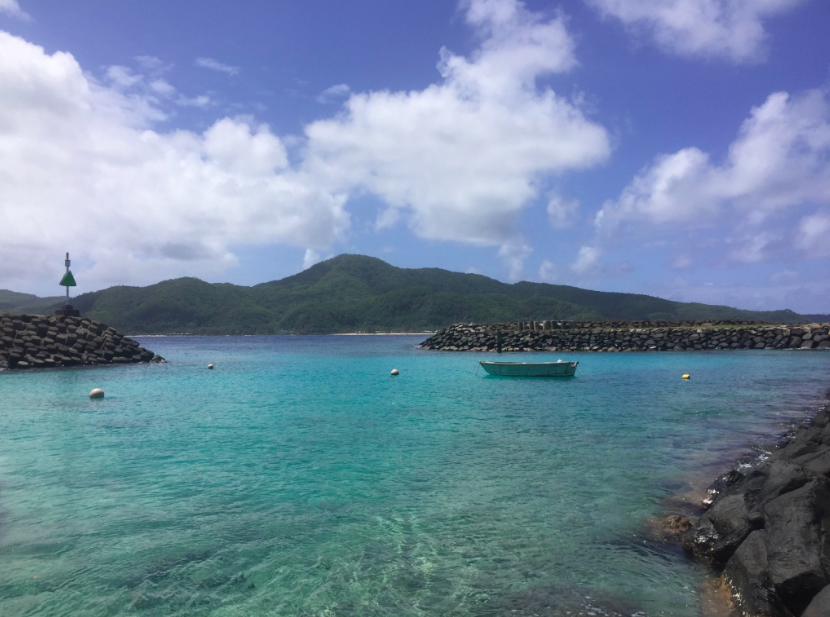 Aunu'u Harbor