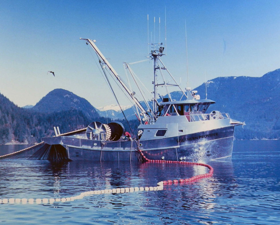 Glacier bay types of commercial fishing 59in59 for Fishing boat types