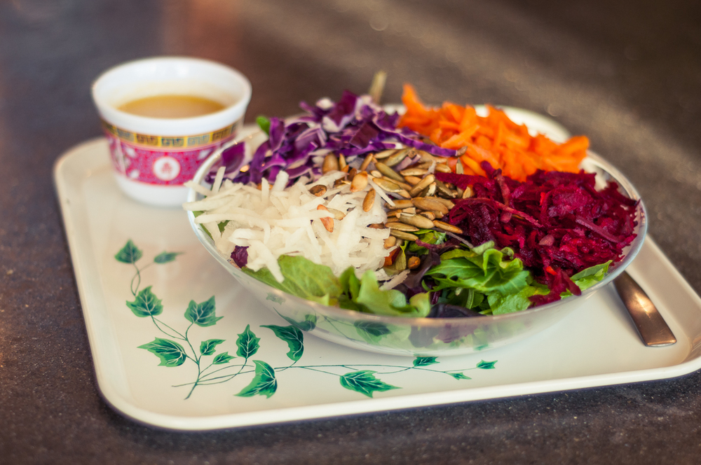 Harambe Salad