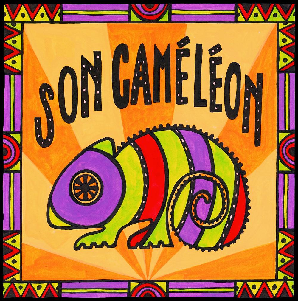 Son Cameleon Logo