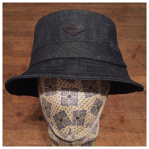 bf47cceecfdcd USA DENIM BUCKET HAT — FOXHOLE LA