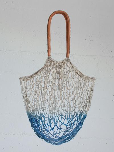 And so It goes large indigo bag