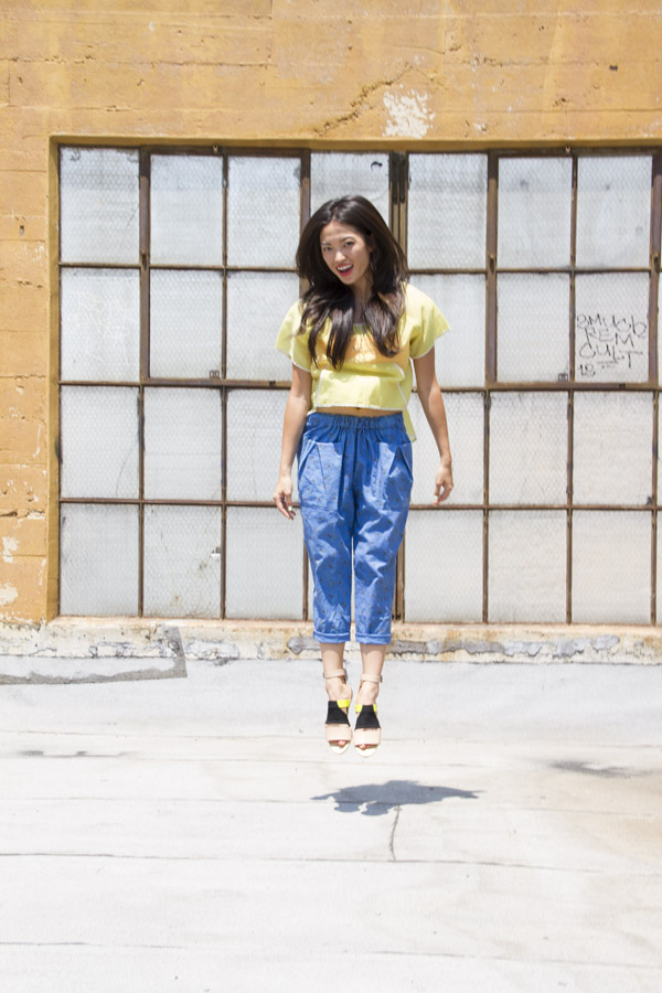 Jill Aiko Yee photographed by Shanna Fisher