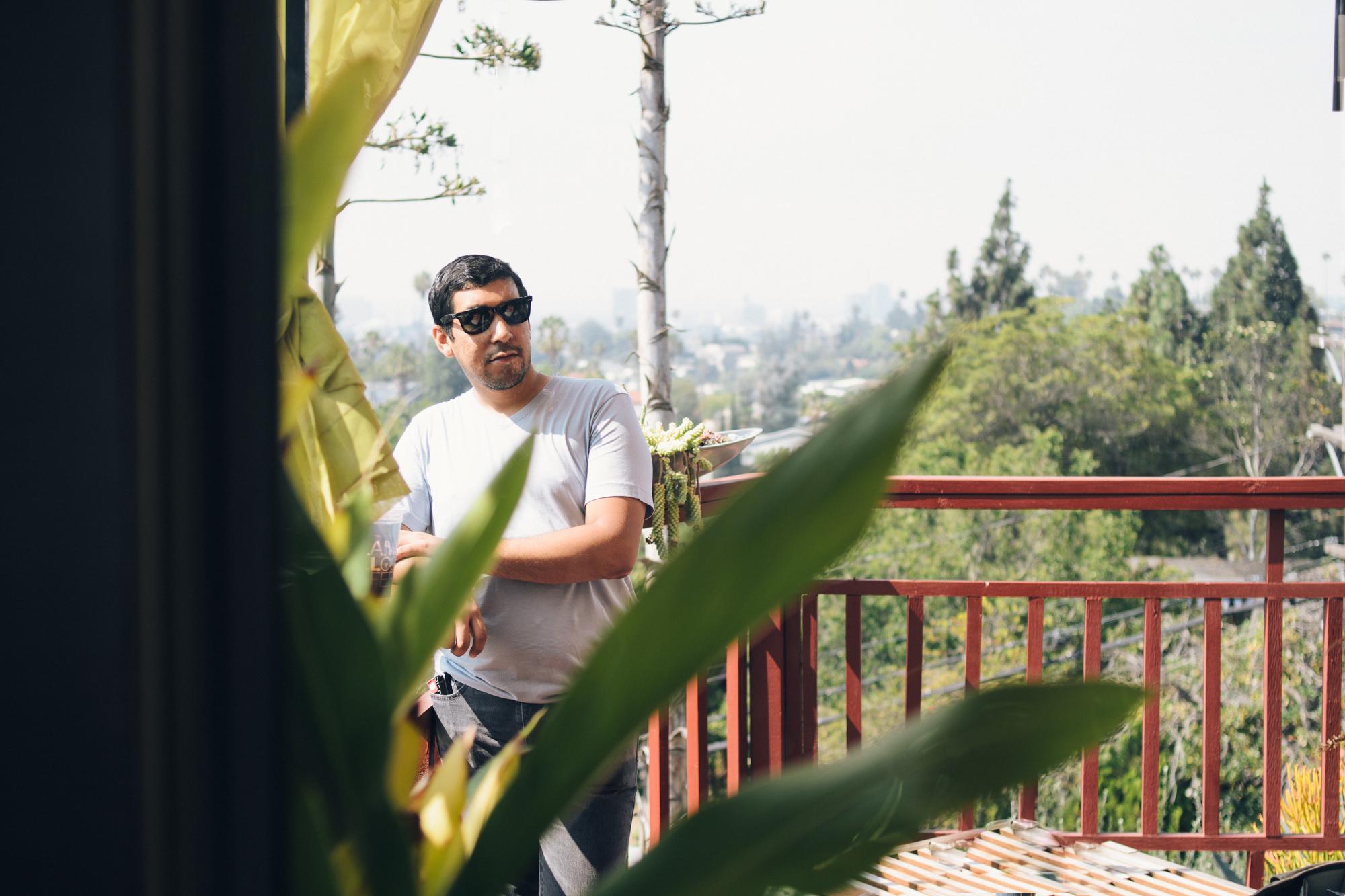 Brandon Martinez of INDMUSIC