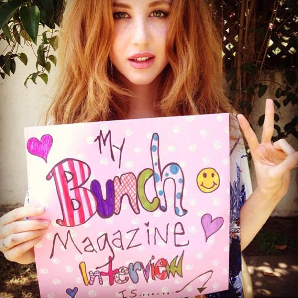 Faith Picozzi Bunch Mag Interview