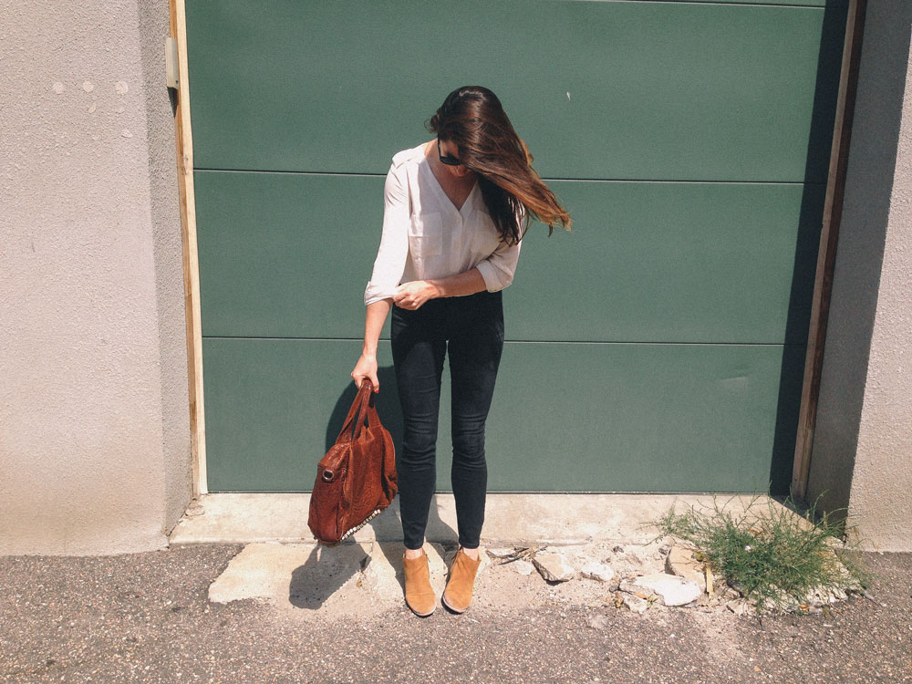 Madewell and Wit and Delight