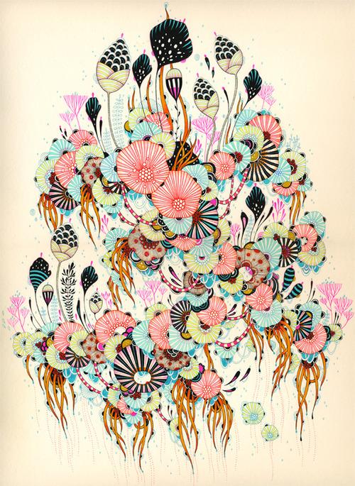 Yellena James illustrations