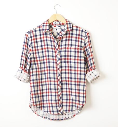 California Tailor Cotton Plain Shirt