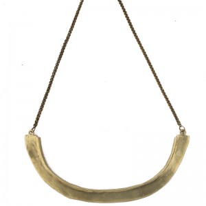 6. M. Grace Brawn Necklace