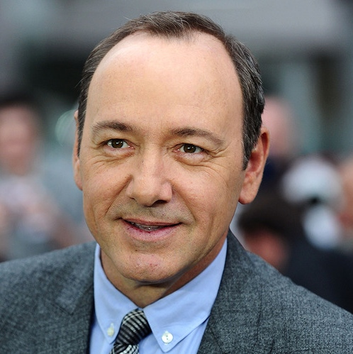 2. kevin spacey