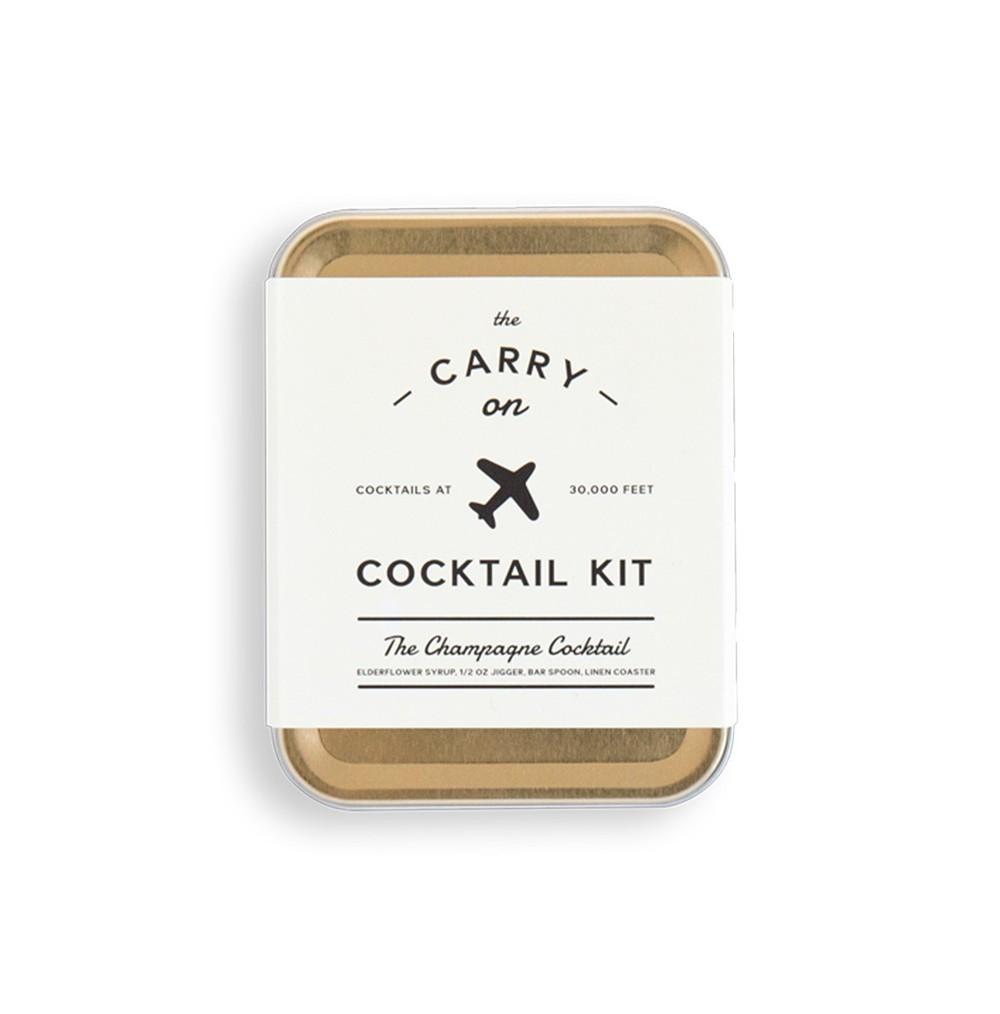 4. W&P Cocktail Kit