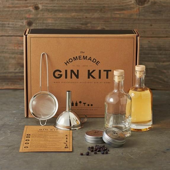 4. William Sonoma Gin Kit